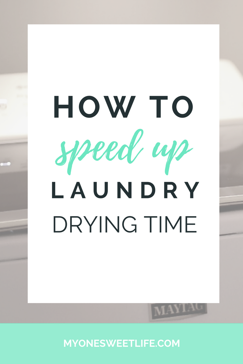 How to Speed Laundry Drying Time and Woolzies Review | One Sweet Life