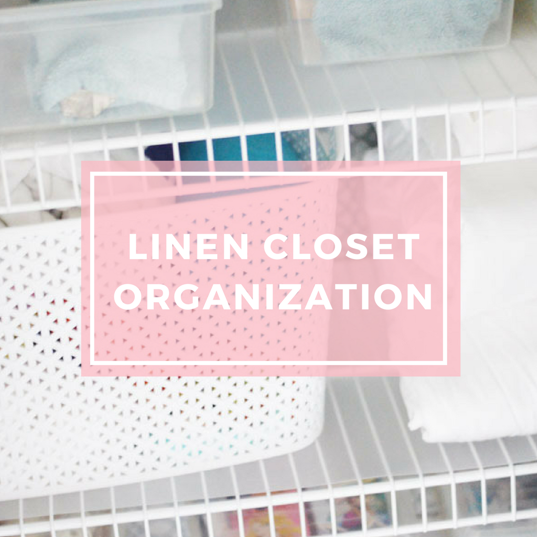 How To Fold Towels and Store Towels in Linen Closet