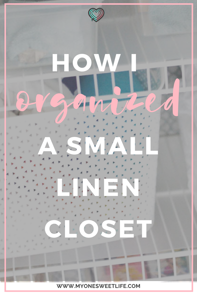 Linen Closet Organization 3 Tips To Help You Organize Your